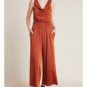 NWT Anthropologie Enchantment Jumpsuit